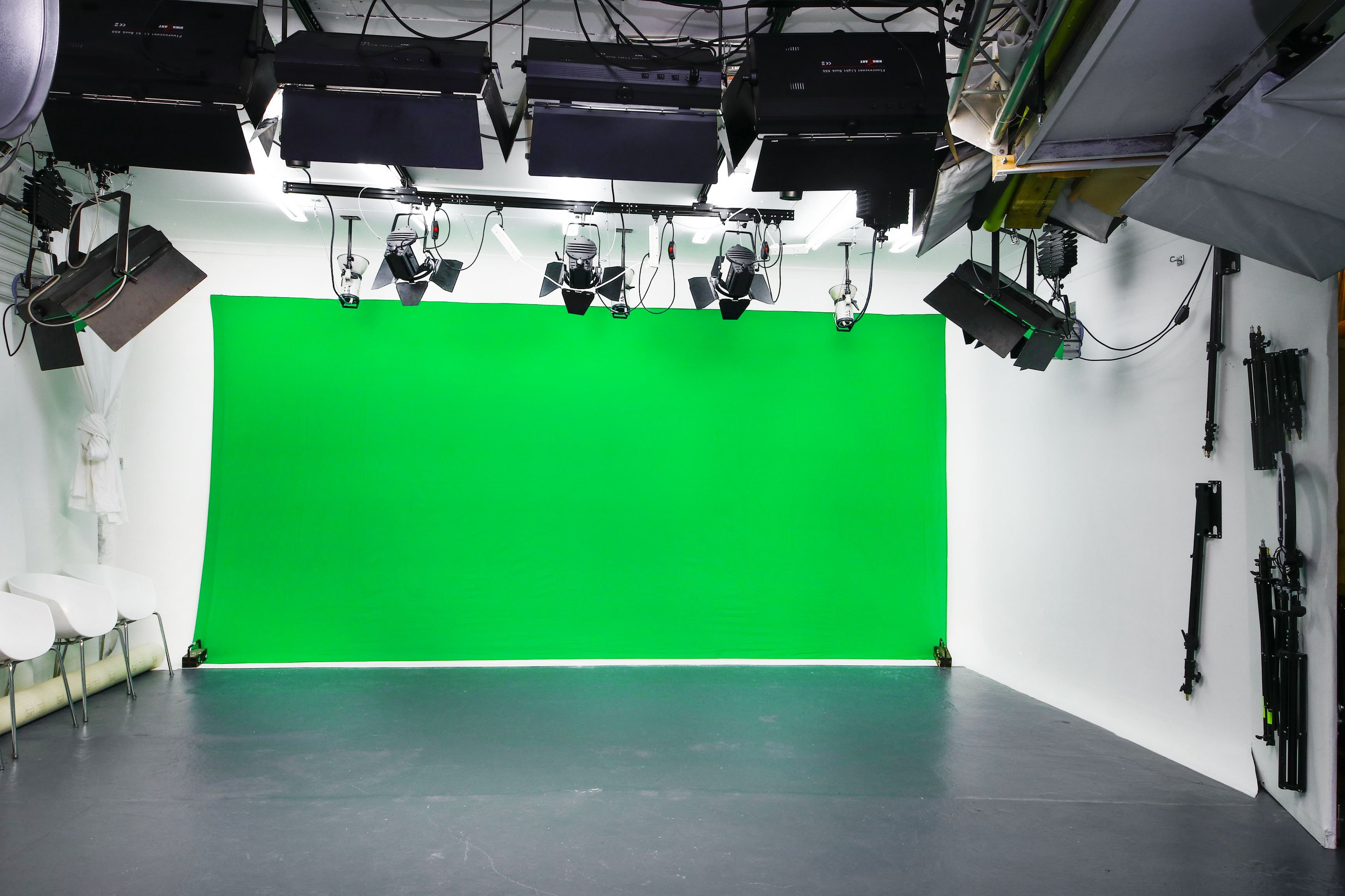 green screen hire studio leeds